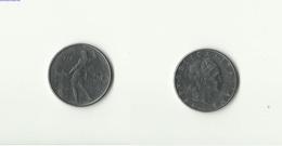 50 CENTISIMO - 1978 COIN ITALY – 0.50 LIRA LIRE LIRETA - Italia