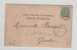 Bousquet Grande Rue Gruissan 1903 Bénédiction De Pie X Aux Cardinaux - Genealogie