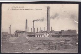 MONTCEAU LES MINES ( 71 - Saône Et Loire ) - Une Mine ( Belle Vue D'ensemble De Cette Usine ) - TTB Etat - Montceau Les Mines