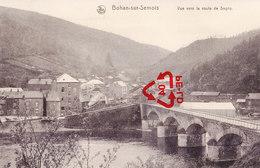 BOHAN-sur SEMOIS - Vue Vers La Route De Sugny - Carte Circulé En 1913 - Vresse-sur-Semois