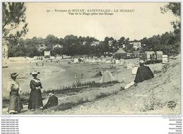 17 LE BUREAU-SAINT-PALAIS. La Plage Vue Des Duners - Autres Communes