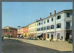 °°° Cartolina - Cervignano Del Friuli Piazza Unità Nuova °°° - Udine
