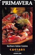 Caesars Tahoe Casino - Lake Tahoe NV - Hotel Room Key Card - Hotel Keycards