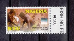 Nigeria, 2010- Argungu Fishing Festival. Kebbi State. NewNH - Nigeria (1961-...)