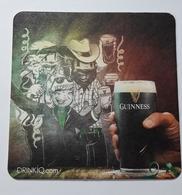 GREAT BRITAIN - 2020 ST.PATRIKS GUINNESS   MATT - - Beer Mats