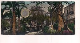 3050) Sicilia CALTANISSETTA Cartolina VIAGGIATA 1957 - Caltanissetta
