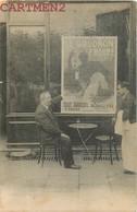 """CLERMONT-FERRAND PUBLICITE """" LE GOUDRON ROURE """" APERITIF ALCOOL AFFICHE CAFE BAR DEVANTURE DISTILLATEUR AUVERGNE - Clermont Ferrand"""