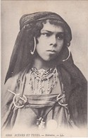 452 SCÈNES ET TYPES - JEUNE FEMME ARABE - JEUNE BÉDOUINE - Algeria