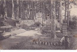 (88) - Vogesen Vosges  Senones Friedhof Cimetière Carte Allemande 1° Guerre - France