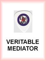 HE WHO MEDIATOR Medium PLECTRUM Guitar Pick - Accesorios & Cubiertas