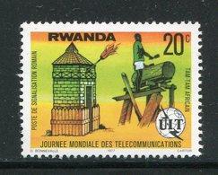RWANDA- Y&T N°780- Neuf Sans Charnière ** - Rwanda