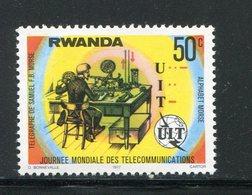 RWANDA- Y&T N°782- Neuf Sans Charnière ** - Rwanda