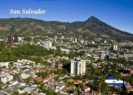 El Salvador San Salvador Aerial View New Postcard - Salvador