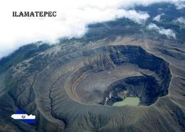 El Salvador Santa Ana Volcano Ilamatepec New Postcard - Salvador