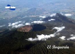 El Salvador El Boqueron Volcano New Postcard - Salvador