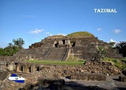 El Salvador Tazumal Mayan Ruins New Postcard - Salvador