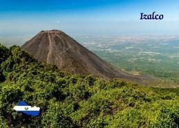 El Salvador Izalco Volcano New Postcard - Salvador