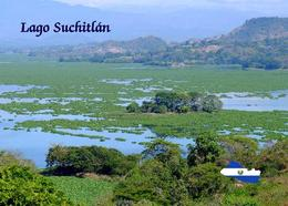 El Salvador Lake Suchitlan New Postcard - Salvador