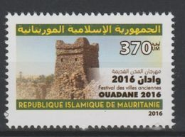 Mauritanie Mauretanien Mauritania 2016 Mi. 1239 Festival Des Villes Anciennes Alte Stadt OUADANE MNH ** - Mauritanie (1960-...)