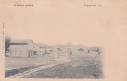 52, Langres, Le Nouvel Abattoir - Langres