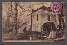 41 - MAZANGÉ - Le Moulin  ( Roue à Aubes ) - Autres Communes