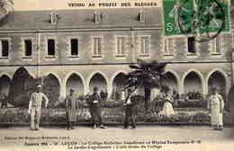 LUçON -  Le Collège Richelieu  Transformé En Hôpital Temporaire N° 46 ........ - Lucon