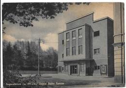 Borgovalditaro (Parma). Cinema Teatro Farnese. - Parma