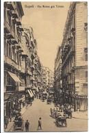 Napoli - Via Roma Già Toledo - Tram A Cavalli. - Napoli (Naples)