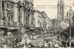 - CPA - Antwerpen - Anvers - Juweelenstoet- De Japonese Kruiwagentjes - Cortège Des Bijoux - Les Brouettes Japonaises - Antwerpen