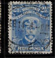 RHODESIA 1913 2 1/2d KGV Scarce P15 SG 208 U #BHG45 - Altri
