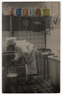 Série De 5 CP Fantaisie Représentant Un Enfant Cuisinier - Children