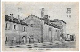 Modena - Chiesa Di San Lazzaro - Tram. - Modena