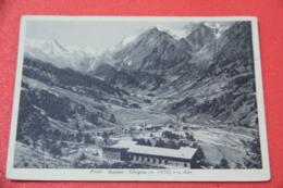 Torino Prali Agape 1951 Senza Francobollo - Italie
