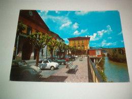 PONTE S. PIETRO-VIA GARIBALDI E PALAZZO MUNICIPALE-AUTO-CAR-FIAT-WW-!!!!!!!!!! - Bergamo