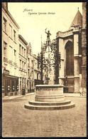 ANTWERPEN - ANVERS - Fontaine Quinten MATSYS - Not Circulated - Nicht Gelaufen. - Antwerpen