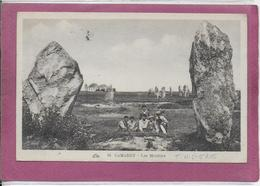 29.-  CAMARET .- Les Menhirs - Camaret-sur-Mer