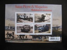 Saint Pierre Et Miquelon: TB Feuille N° F 1166 , Neuve XX. - Nuovi