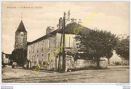 52. BOLOGNE . La Mairie Et L'église . - Sonstige Gemeinden