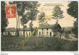 55. COUSANCES AUX FORGES . Cité Champenois Rambeaux . - France
