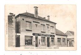 Pernant-Café-Restaurant-Tabacs-Bertin -(D.6040) - Other Municipalities