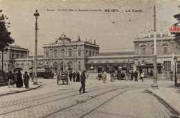 REIMS  La Gare RV - Reims