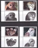 Niuafo`ou, Fauna, Birds, Owls MNH / 2012 - Hiboux & Chouettes
