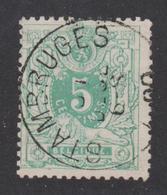 45 Obl. Stambruges - 1884-1891 Léopold II