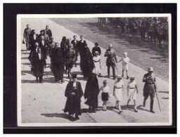 Dt-Reich (008579) Sammelbild, Hindenburg, Ergänzungsserie Bild 17, Oberst V Hindenburg Mit Gattin Und Kindern - Sturm