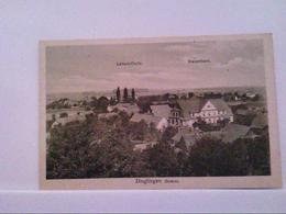 AK Dinglingen / Baden, Teilansicht Mit Luftschiffhalle Und Waisenhaus, Panorama. - Duitsland