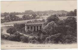 690  Hampstead Heath. -- Viaduct. -- Looking South -- LL. - (England) - London - Otros