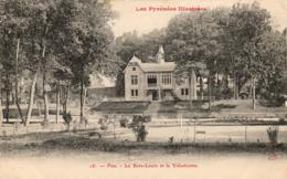 D64   PAU   Le Bois Louis Et Le Vélodrome ( Série Les Pyrénées Illustrées ) - Pau