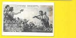 VALENCIA Exposicion Regional Valenciana 1909) Espagne - Valencia