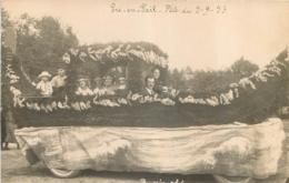 PRE EN PAIL FETE DU 1923 CARTE PHOTO - Pre En Pail