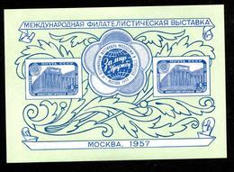 Russia 1957  Mi Bl.21 MNH ** - 1923-1991 USSR